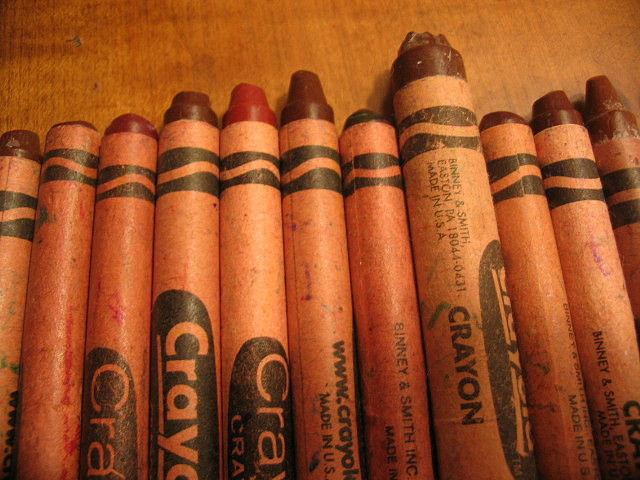 A palette of shades beyond Crayola