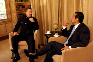 He's not officially the chief until the city council says so, but Charlie Beck is the mayor's choice to be the next police chief of the city of Los Angeles. He sits down with Patt to talk about how he'll lead—similarly to Bratton—with a bottom-up approach.  What Bratton-era policies will be continued and how will he leave his own legacy on the LAPD?