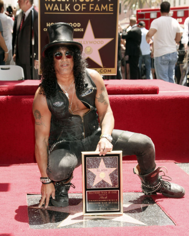 Slash Walk of Fame