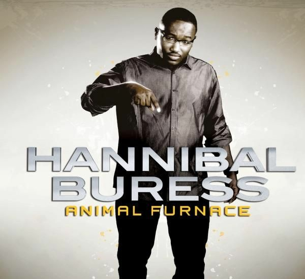 Hannibal Buress' new special is now available on CD and DVD.