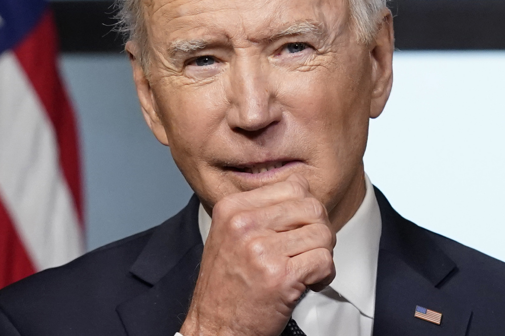President Biden has sought to focus his administration's foreign policy on the challenges posed by China — a topic he is set to discuss with Japan's prime minister on Friday.