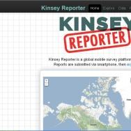 Kinsey Reporter app