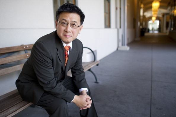 John Chiang, former controller and current treasurer for the state of California.