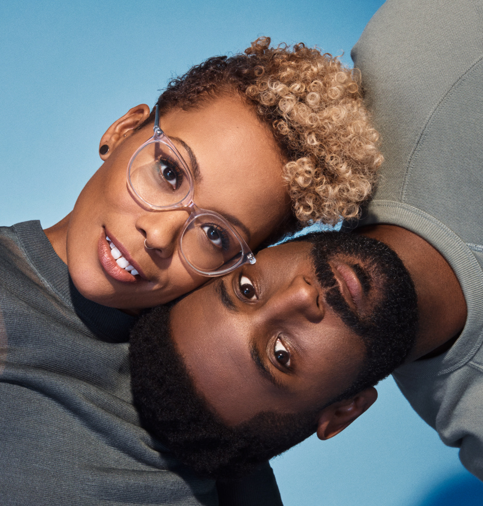 Jenna Wortham and Wesley Morris co-host the New York Times podcast,