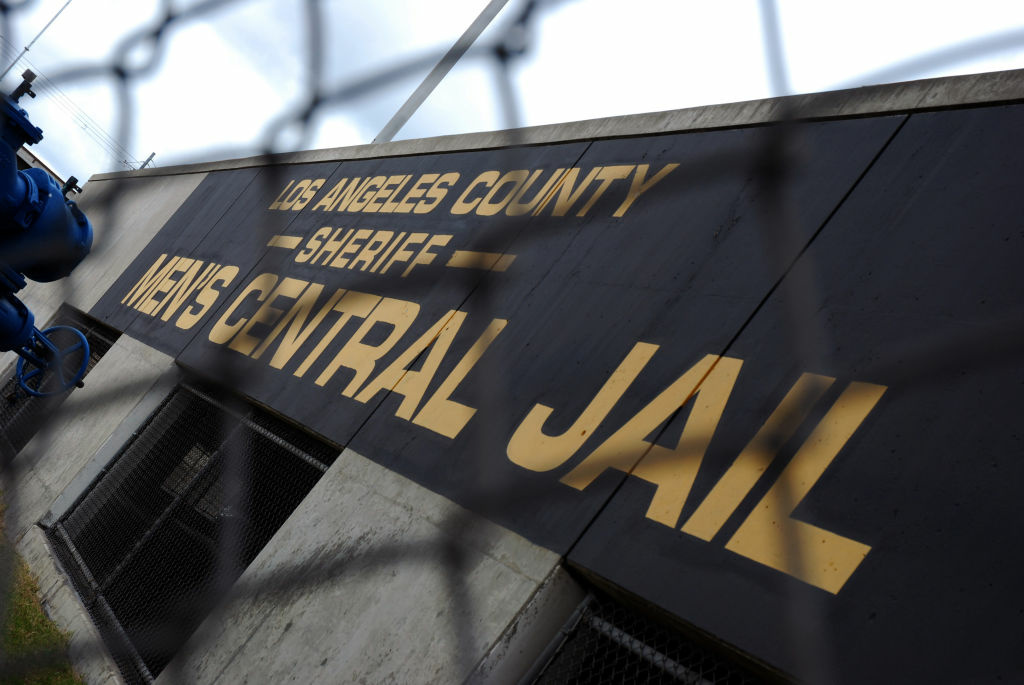 L.A.'s county jail system is at its highest population level in years.