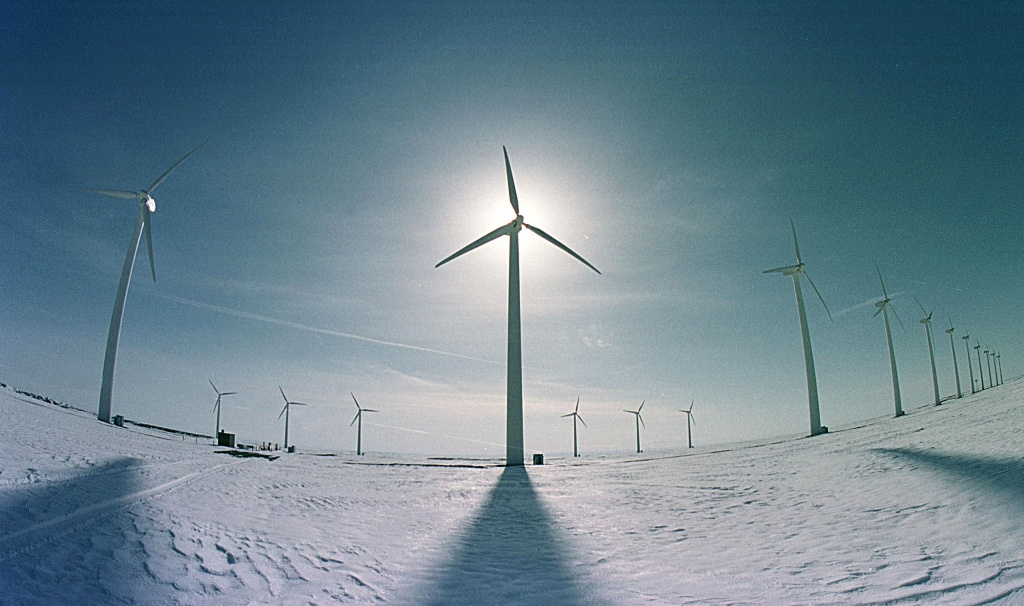 5 Things To Know About 8 Billion Wind Energy Proposal That Would