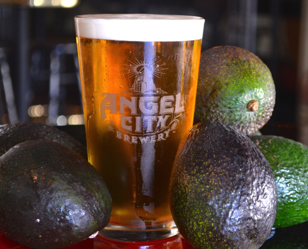 The Avocado Ale is back at Angel City Brewery!