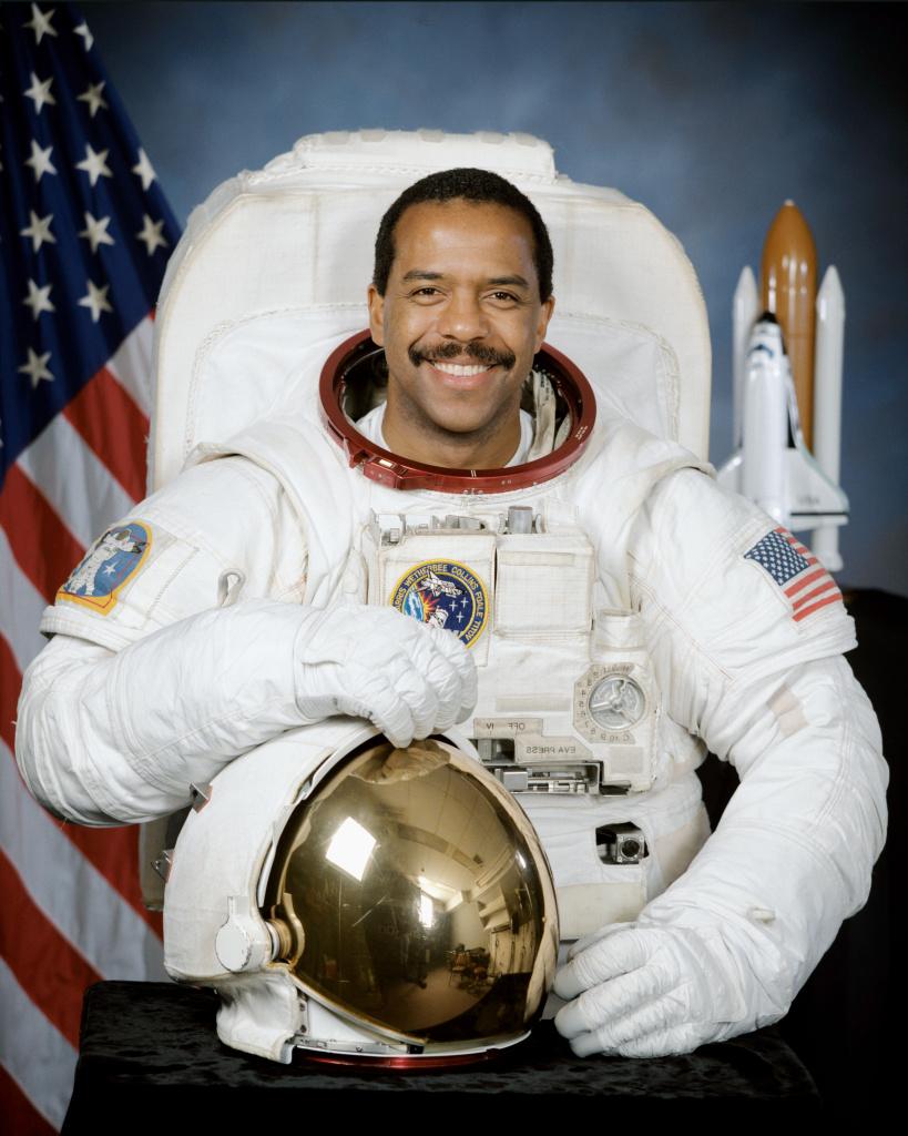 Former NASA astronaut Bernard Harris
