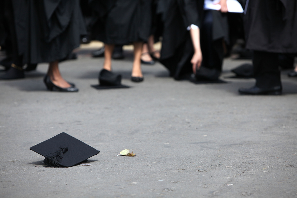 Could lowering graduation standards hurt graduates?