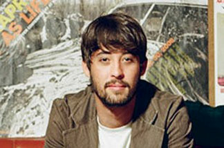 Singer-songwriter Ryan Bingham.