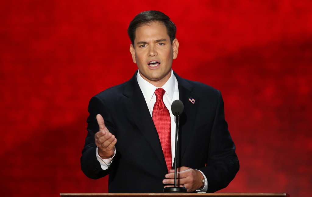 U.S. Senator Marco Rubio (FL) will deliver the Republican response to President Obama's State of the Union speech on Tuesday.