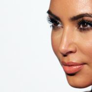 Kim Kardashian At E! Channel Brand Evolution Event