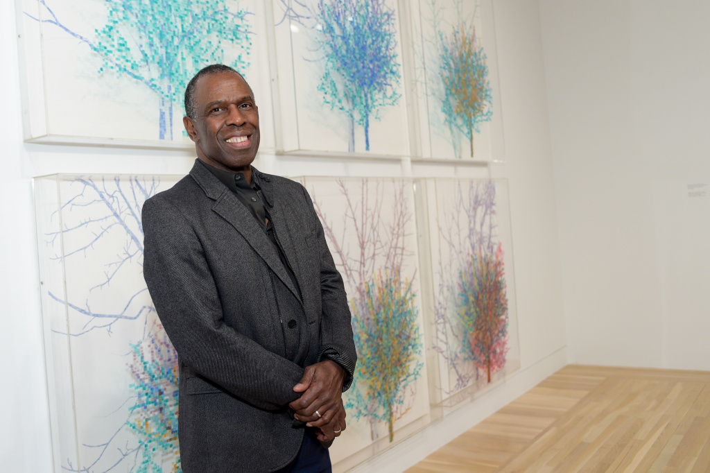 Off-Ramp® | LA artist Charles Gaines makes meaning with ...