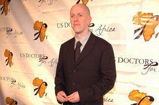 Screenwriter John August in New York City.