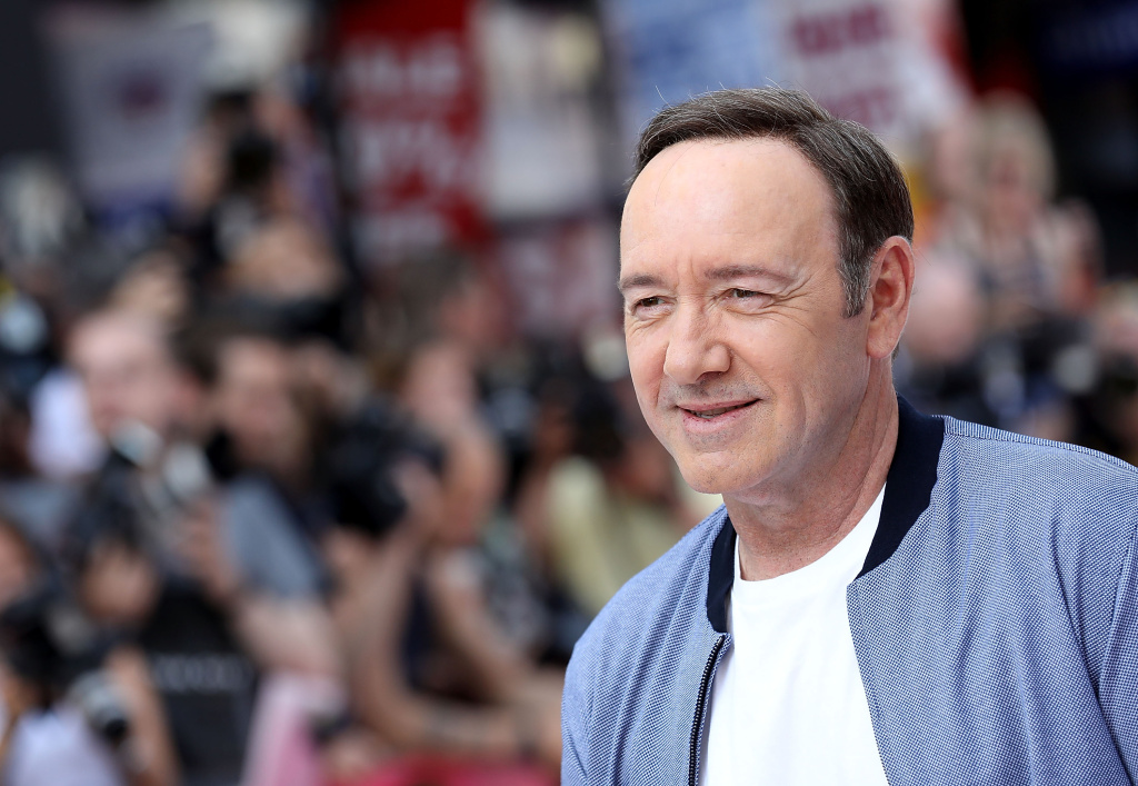 'House of Cards' axed after Kevin Spacey accusation