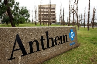 The Anthem Blue Cross headquarters is seen after the health insurer began informing its individual policyholders of rate hikes up to 39 percent to take effect at the beginning of March, on February 9, 2010 in Woodland Hills, California.
