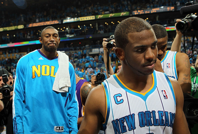 Current Hornet Chris Paul will not be joining the Lakers.