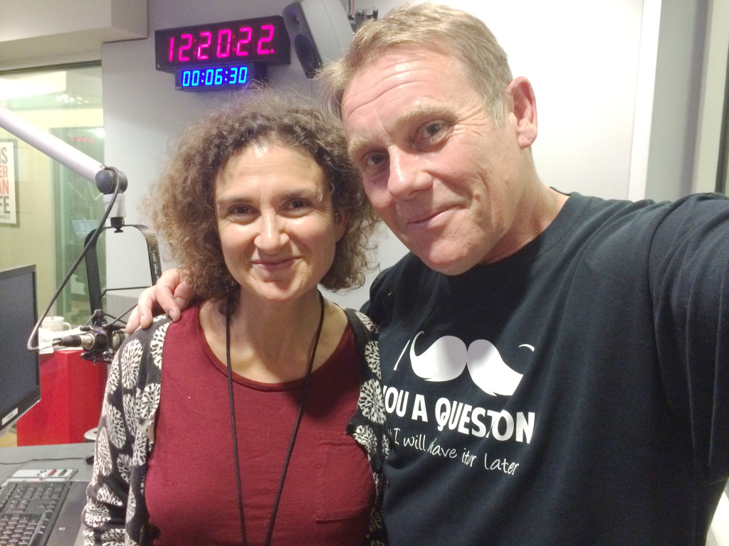 Dave Wakeling joins Alex Cohen in studio to talk about his music and an upcoming performance.