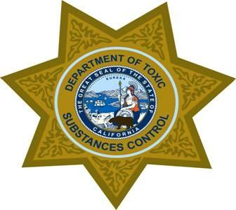 DTSC badge.
