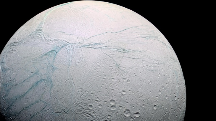 Scientists recently confirmed Saturn's moon Enceladus has a sea of water below its icy surface. Could it also contain life?