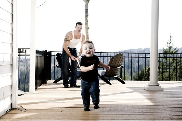 The numbers of single fathers are on the rise--in 2011 there were an estimated 2.6 million compared to just 300,000 in 1960.