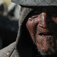 Carmelo Flores Laura. His claim to be 123 - the world's oldest person ever - was debunked this week after an Internet search