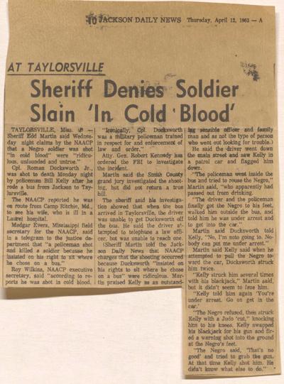 Jackson Daily News, April 12, 1962,