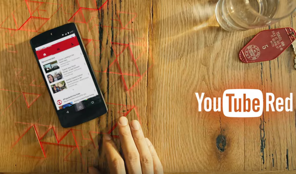 Red targets YouTube fans who want to skip ads, while giving them a chance to pass along some cash to their favorite video creators, who'll share in the new revenues.