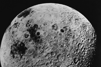 It won't look this big, but it will be 'super.' File photo of the far side of the moon, taken by astronauts aboard the Apollo 16 mission, on July 10, 1972.