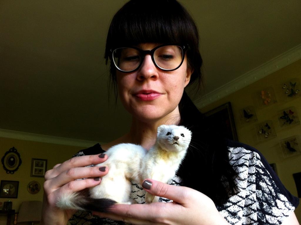 Caitlin Doughty, author of