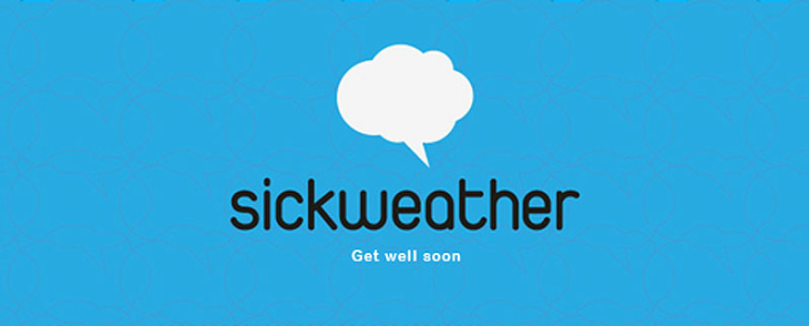 Sickweather App.