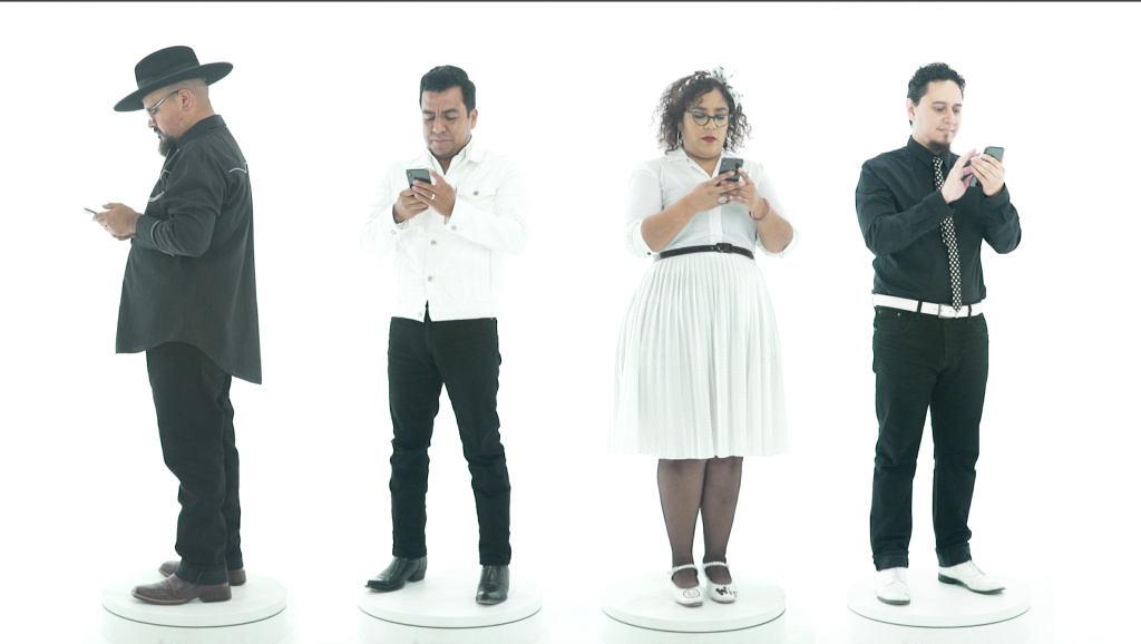 The upcoming album from the L.A.-based band La Santa Cecilia is a typically eclectic collection.