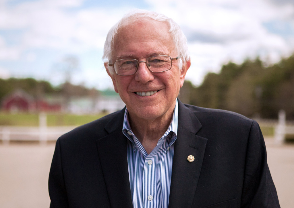 A photo of Senator Bernie Sanders (I-VT)