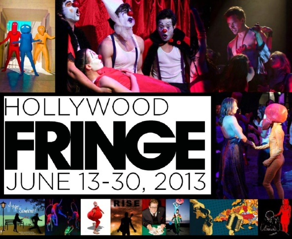 The 2013 Hollywood Fringe Festival