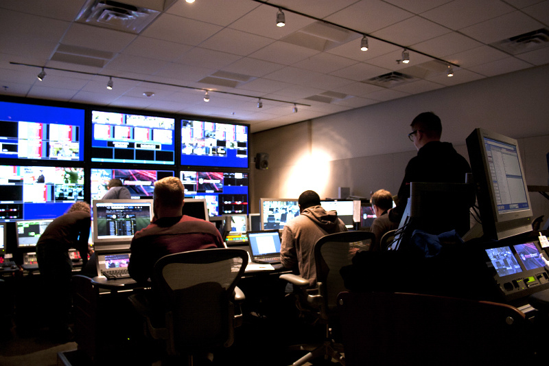 Why watch one football game when you can watch eight…all at the same time?  That's the premise of the NFL-owned and operated RedZone channel, based in Culver City.