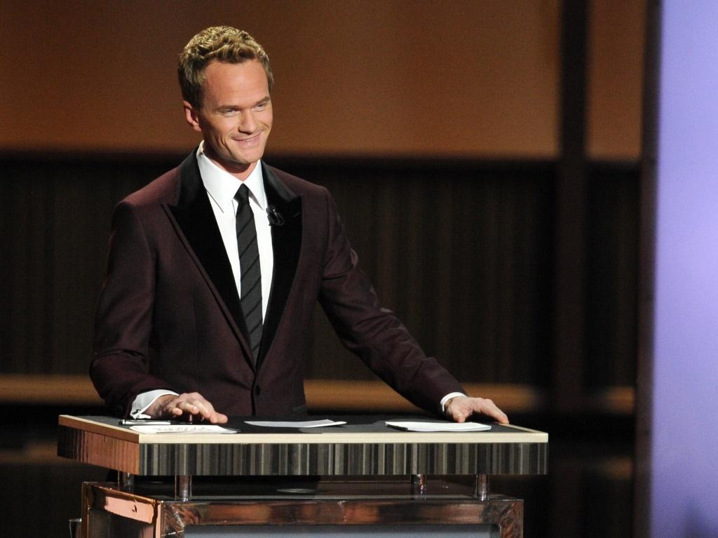 Neil Patrick Harris hosted the Emmy Awards on Sunday night.