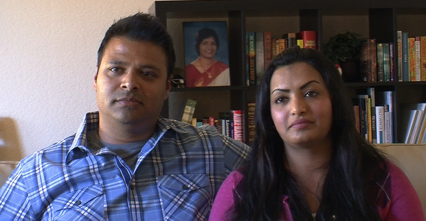 Sandeep Chandra and Pallavi Adyanthaya have been watching the debate surrounding immigration reform closely. They haven't heard many people addressing the problems they face as high-skilled immigrants.