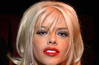 File photo: Anna Nicole Smith pictured at the World Music Awards at the Thomas Mack Convention Center on September 15, 2004 in Las Vegas, Nevada. Smith died of a drug overdose in 2007 in Florida.