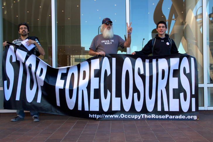 Stop Foreclosures!