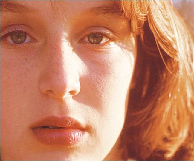 Samantha Geimer in 1977, the year she was raped by film director Roman Polanski.
