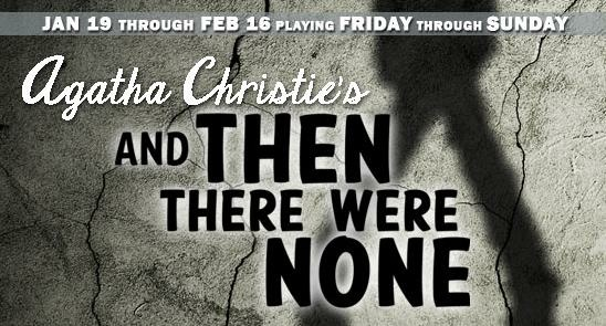 "Agatha Christie's ""And Then There Were None"""