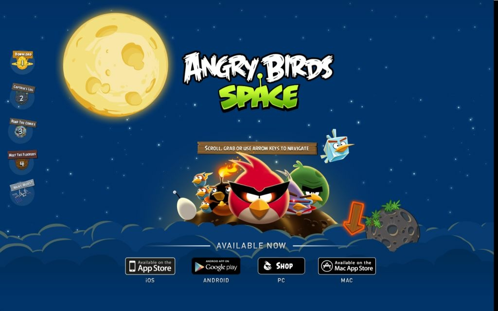 NASA's Mars rover will star in the latest Angry Birds game, in which astronaut pigs hijack the Curiosity and go for a ride.