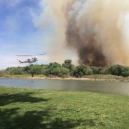 River Bottom Fire