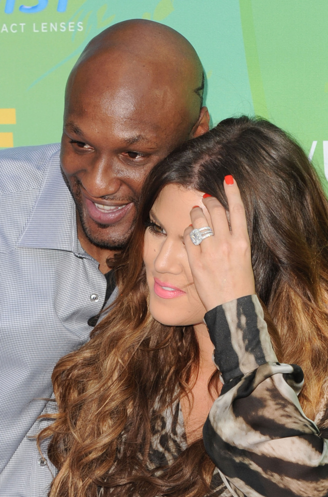 Lamar Odom and wife Khloe Kardashian will be setting up home in Dallas following a move to the Mavericks.