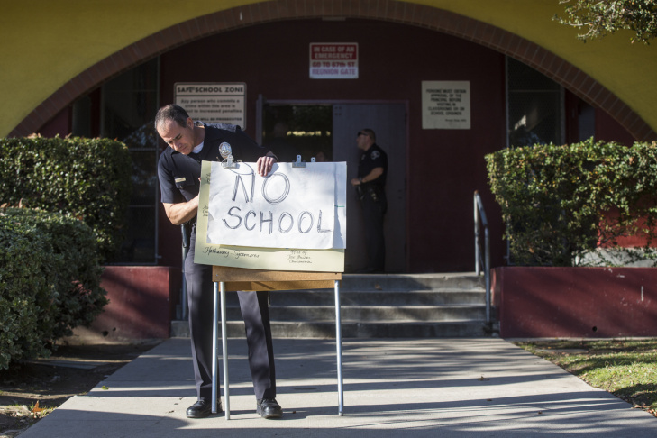 Lausd Schools To Reopen After Threat Prompted Closures 89 3 Kpcc