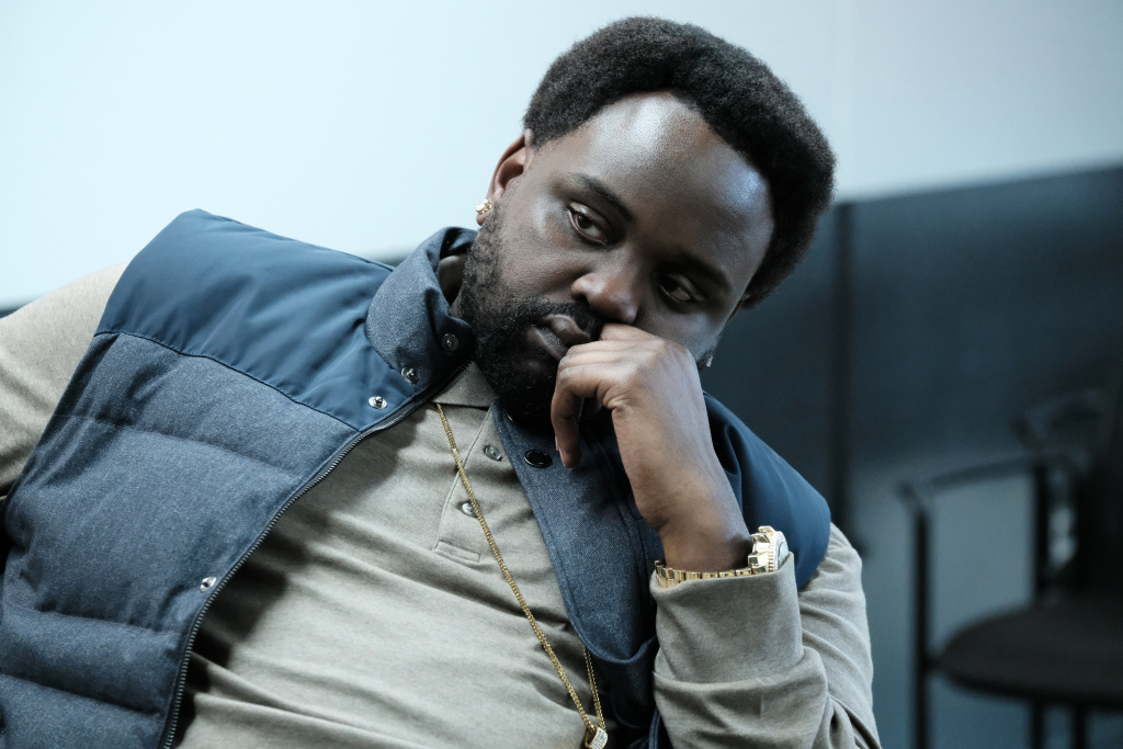 Brian Tyree Henry plays Alfred Miles, aka Paper Boi, on the FX series