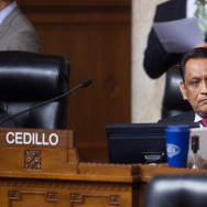 Los Angeles City Councilman Gil Cedillo