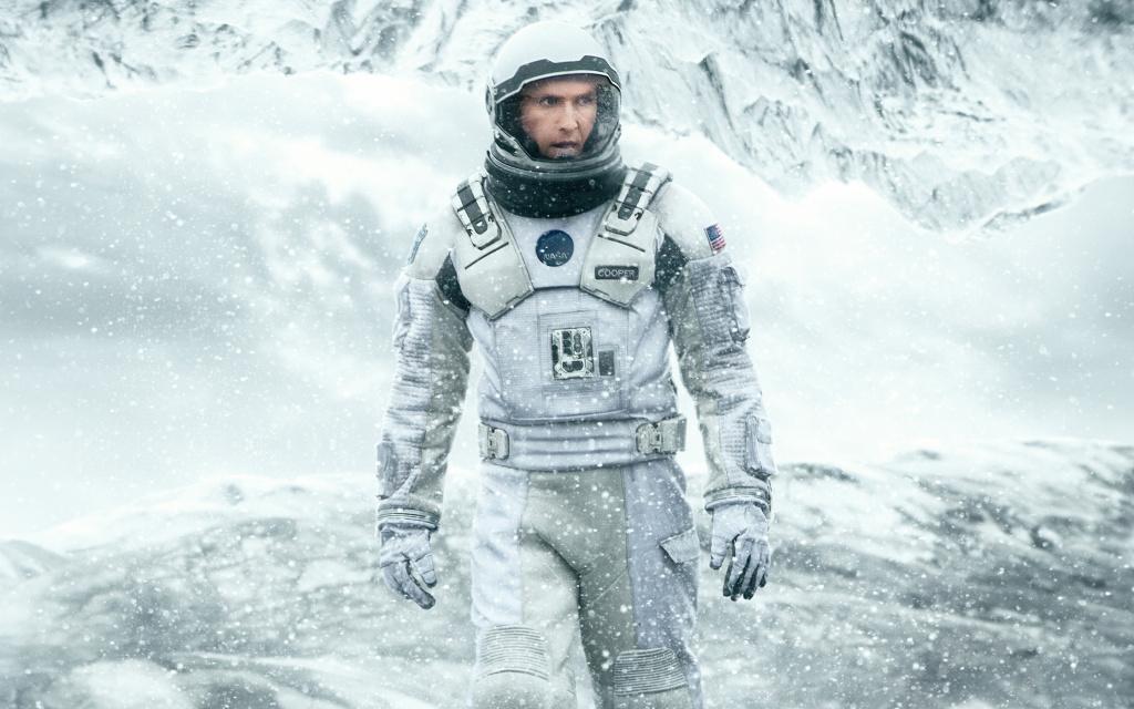 Matthew McConaughey stars in Christopher Nolan's