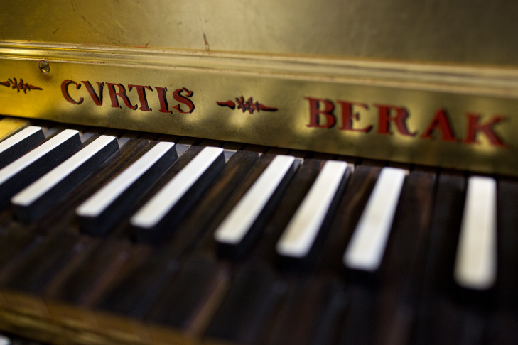 Curtis Berak makes, maintains and paints harpsichords for every major ensemble in Los Angeles from the Los Angeles Philharmonic to the LA Opera and Los Angeles Master Chorale.