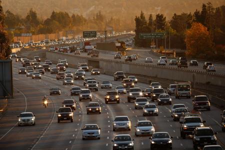 Weekend Traffic